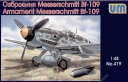 UM 419 Messerschmitt Bf109 Armament set