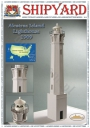 SHIPYARD ML029 1:87 Alcatraz Island Lighthouse